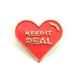 Pins4you, Keep it real