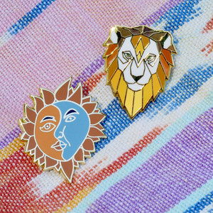 Pins4you, African Gold